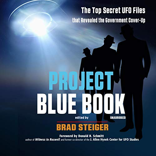 Project Blue Book By Brad Steiger