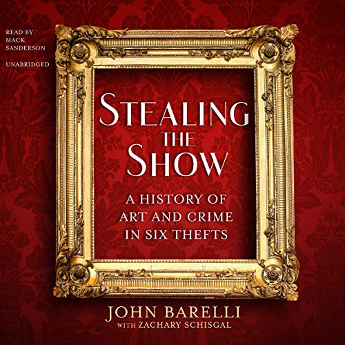 Stealing the Show By John Barelli, Zachary Schisgal