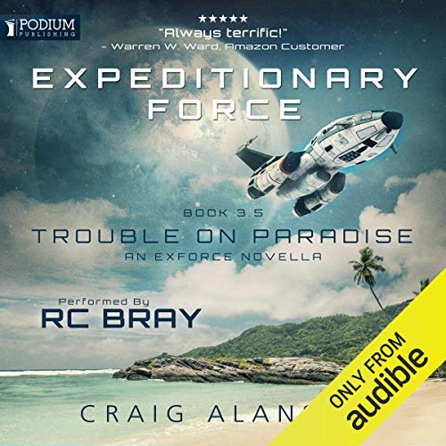Trouble on Paradise By Craig Alanson