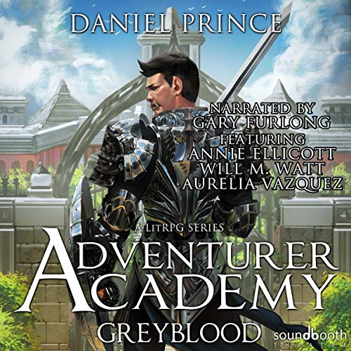 Adventurer Academy By Daniel Prince