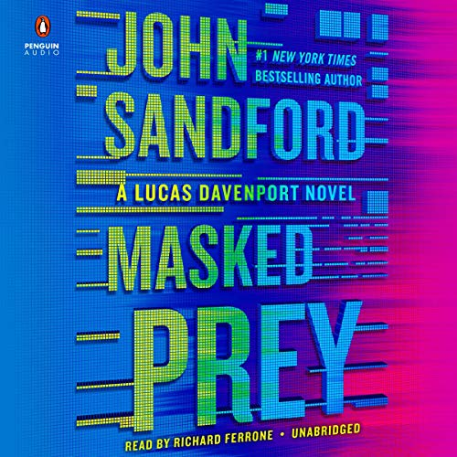Masked Prey By John Sandford