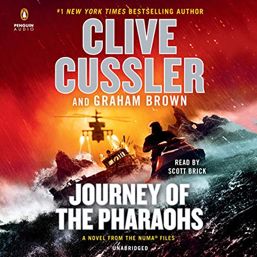 Journey of the Pharaohs By Clive Cussler, Graham Brown