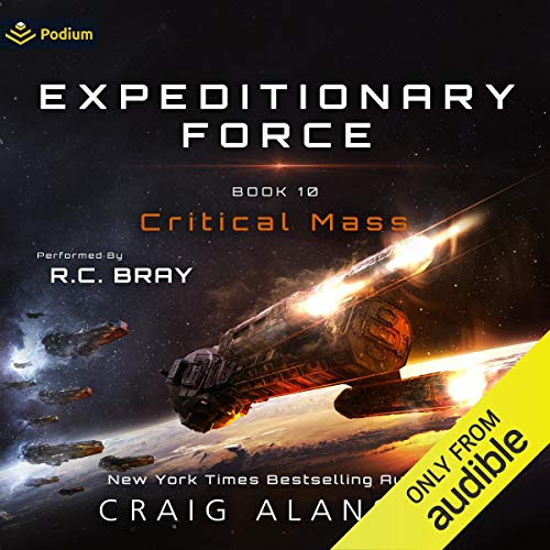Critical Mass By Craig Alanson