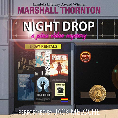 Night Drop By Marshall Thornton