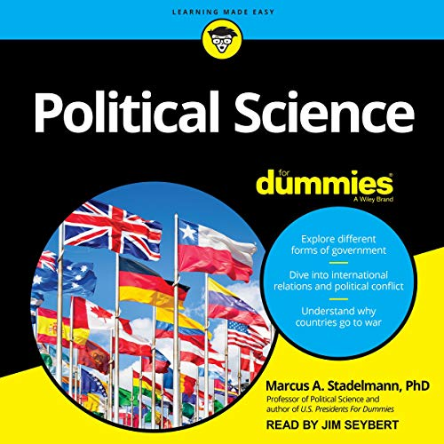 Political Science for Dummies By Marcus A. Stadelmann