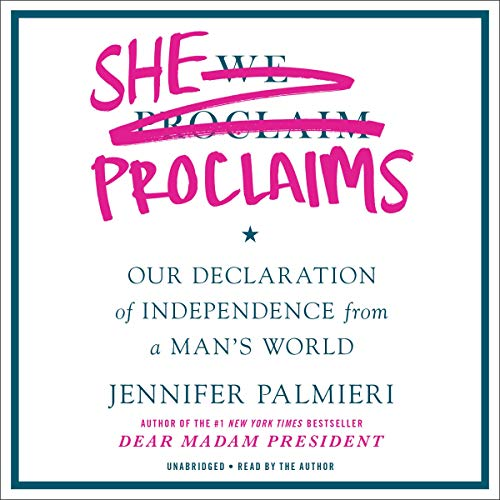 She Proclaims By Jennifer Palmieri
