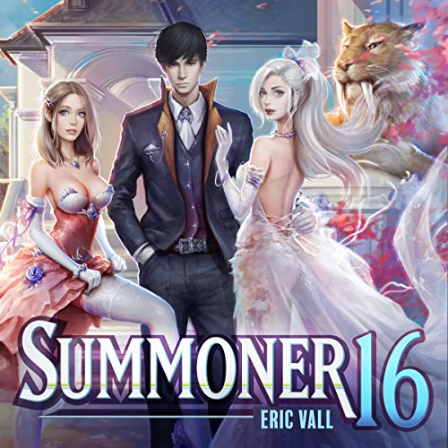 Summoner 16 By Eric Vall