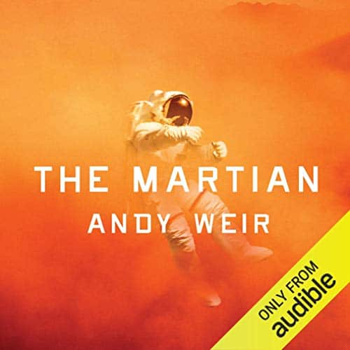 The Martian By Andy Weir (2020)