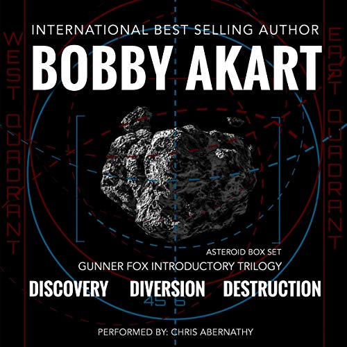 Asteroid Box Set Discovery Diversion Destruction By Bobby Akart