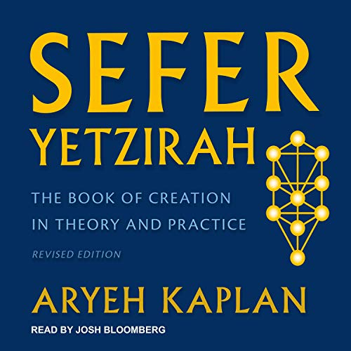 Sefer Yetzirah By Aryeh Kaplan