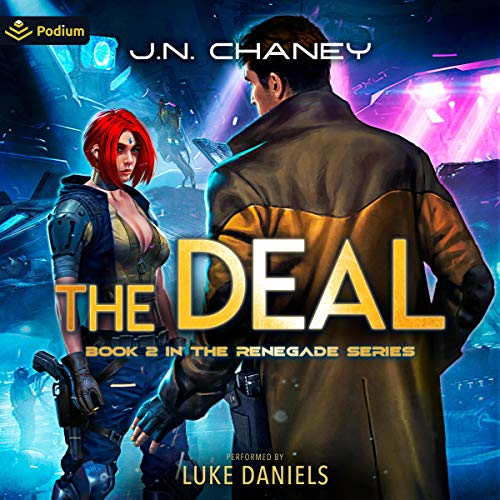The Deal By JN Chaney