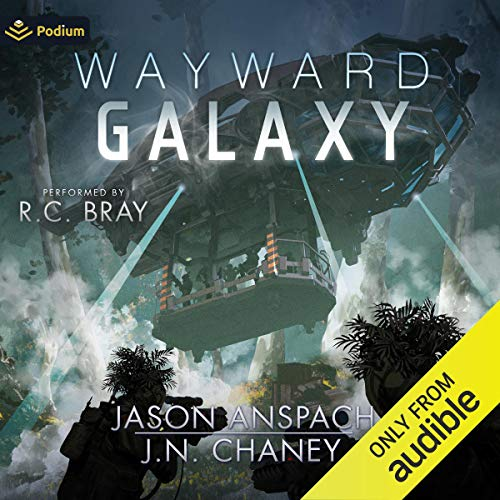 Wayward Galaxy By Jason Anspach, JN Chaney