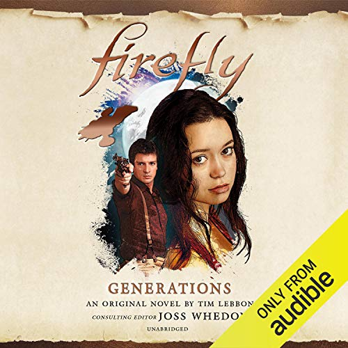 Firefly Generations By Tim Lebbon