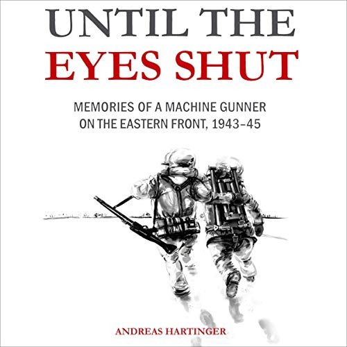 Until the Eyes Shut By Andreas Hartinger