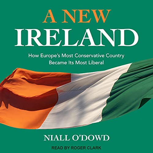 A New Ireland By Niall O'Dowd