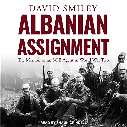 Albanian Assignment By David Smiley