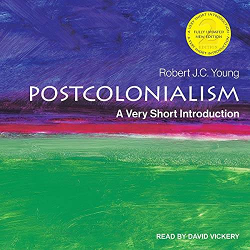 Postcolonialism, 2nd Edition By Robert J. C. Young