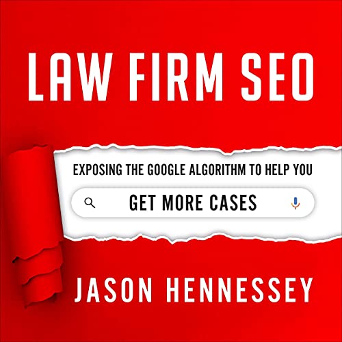 Law Firm SEO By Jason Hennessey