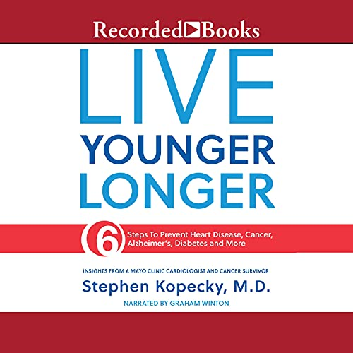 Live Younger Longer By Stephen Kopecky